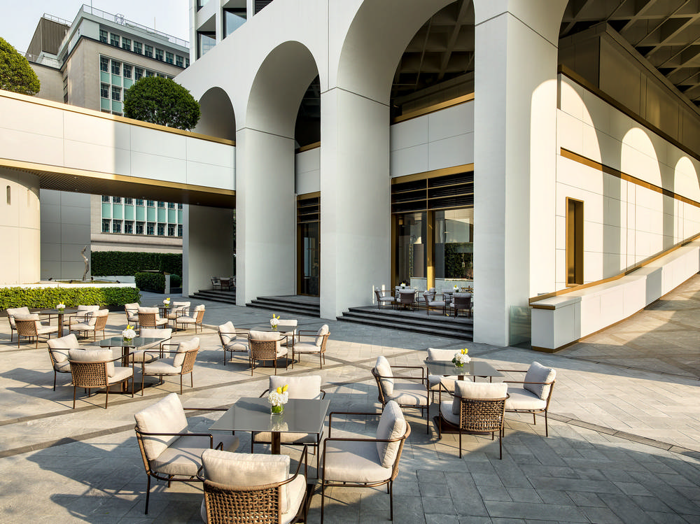 港島酒店/香港美利/The Murray/維多利亞港/Norman Foster