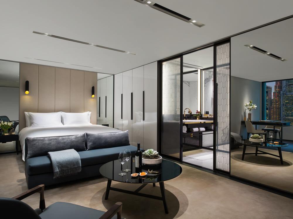 港島酒店/香港美利/The Murray/維多利亞港