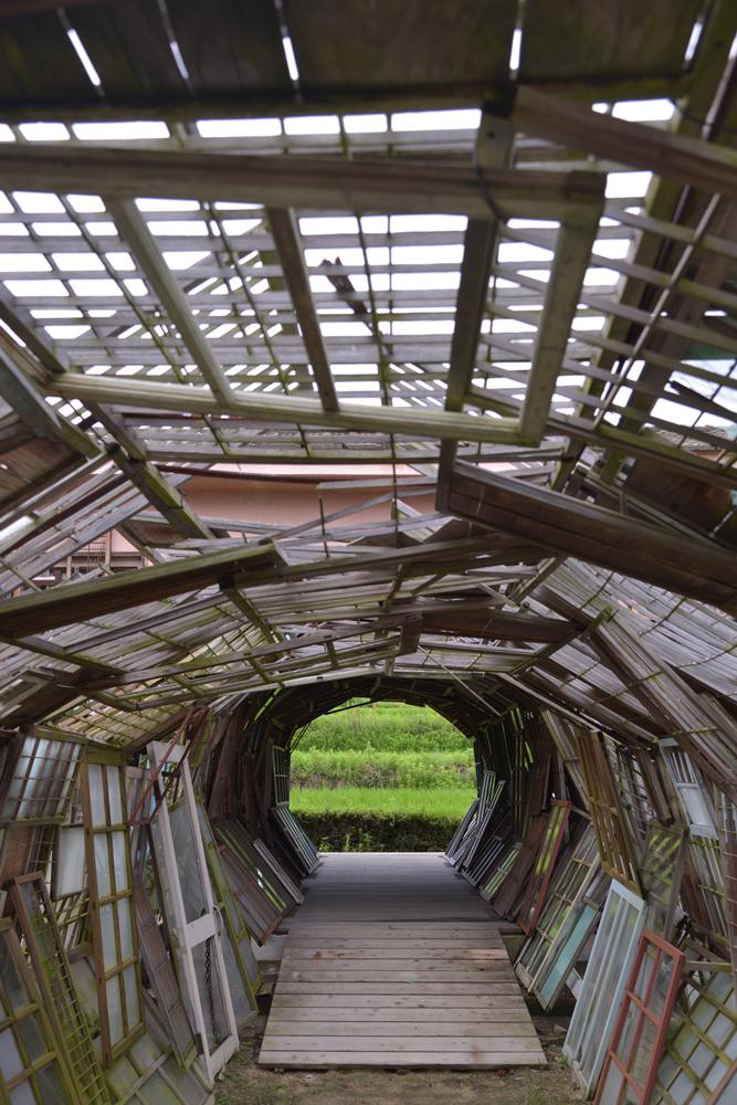 遠い記憶/豐島橫尾館/瀨戶內國際藝術祭/豊島/瀨戶內海/日本