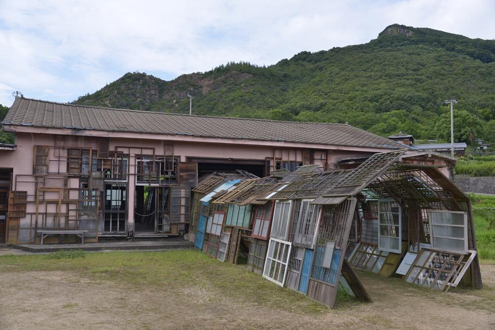 遠い記憶/瀨戶內國際藝術祭/瀨戶內海/日本