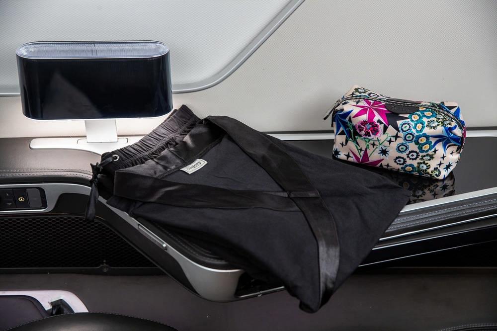 英國航空/British Airways/頭等艙