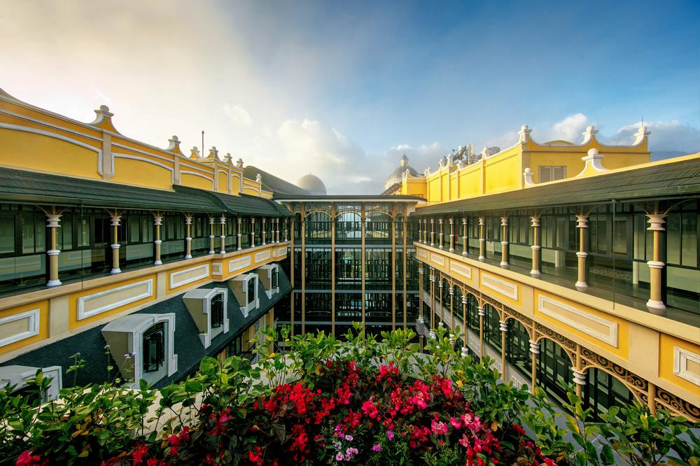 北越/沙壩住宿/Hôtel de la Coupole/Bill Bensley/印度支那