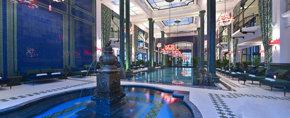 北越/沙壩住宿/Hôtel de la Coupole/Bill Bensley/印度支那/巴黎