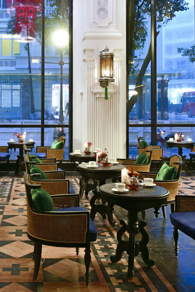 北越/沙壩住宿/Hôtel de la Coupole/Bill Bensley/巴黎咖啡館