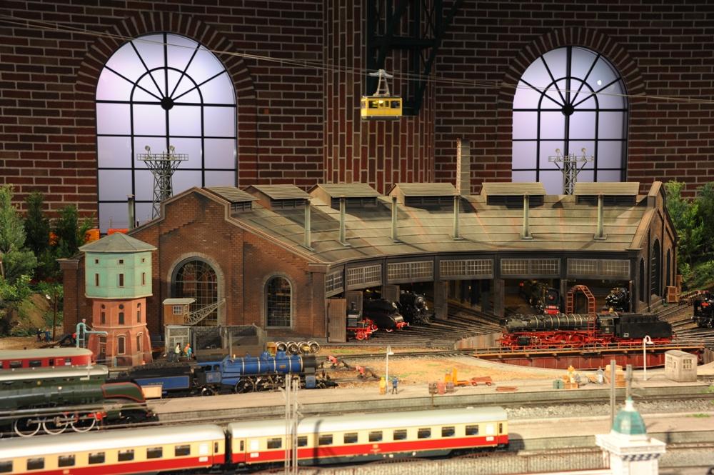 鐵道模型/原鐵道模型博物館/橫濱/日本
