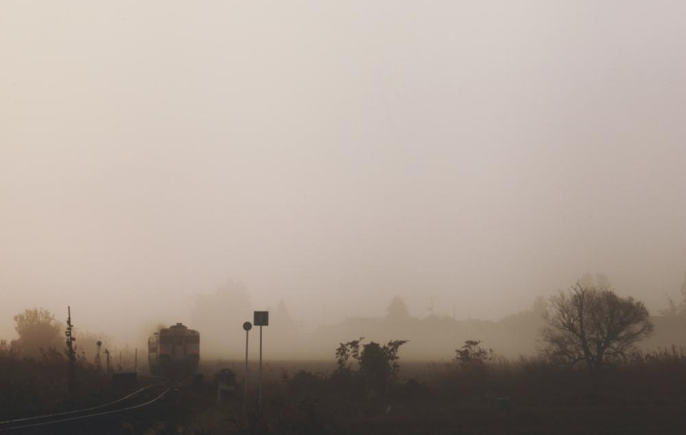 迷霧/只見線列車/東日本