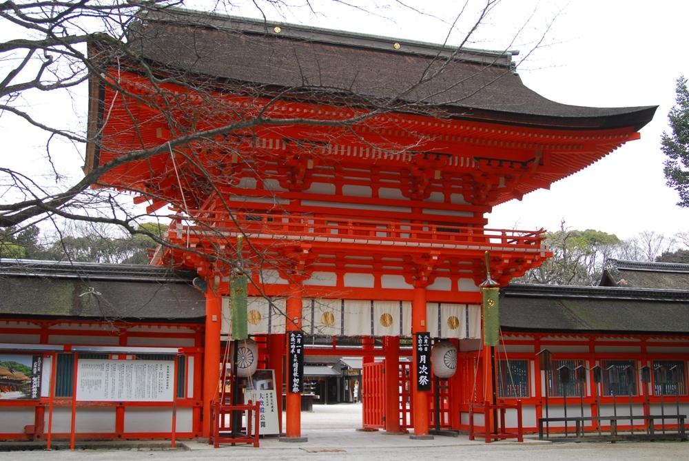 下鴨神社/京都/日本