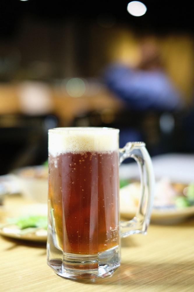 紅麥啤酒/頑 居酒 炭火燒鳥/居酒屋/台北