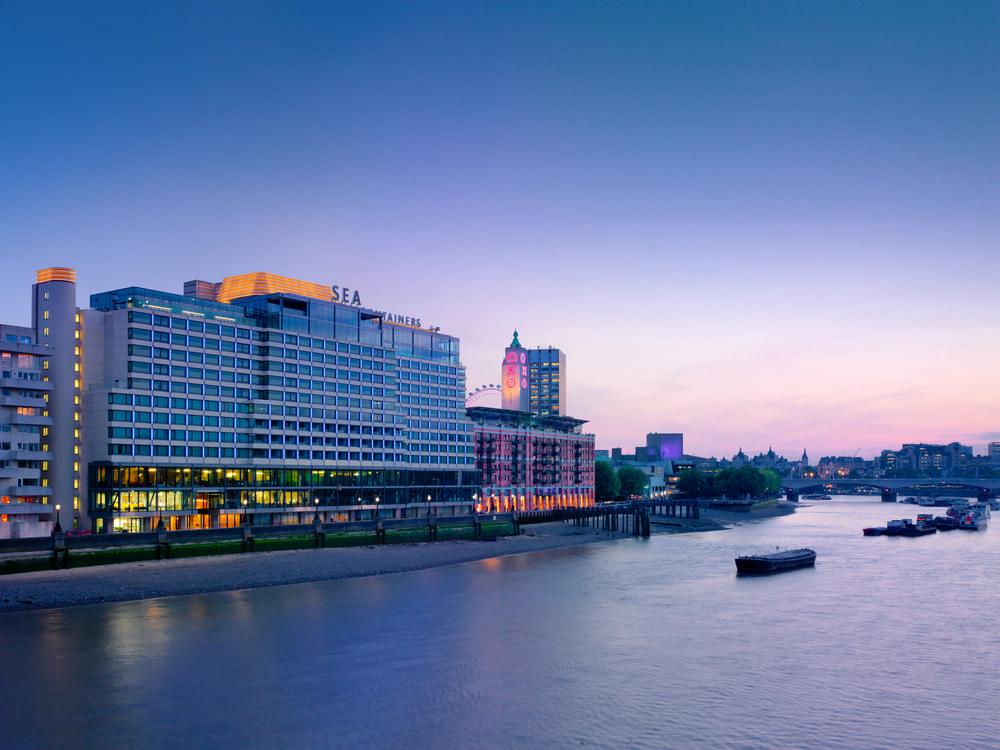 Tom Dixon/英國設計鬼才/Sea Containers London/泰晤士河/倫敦