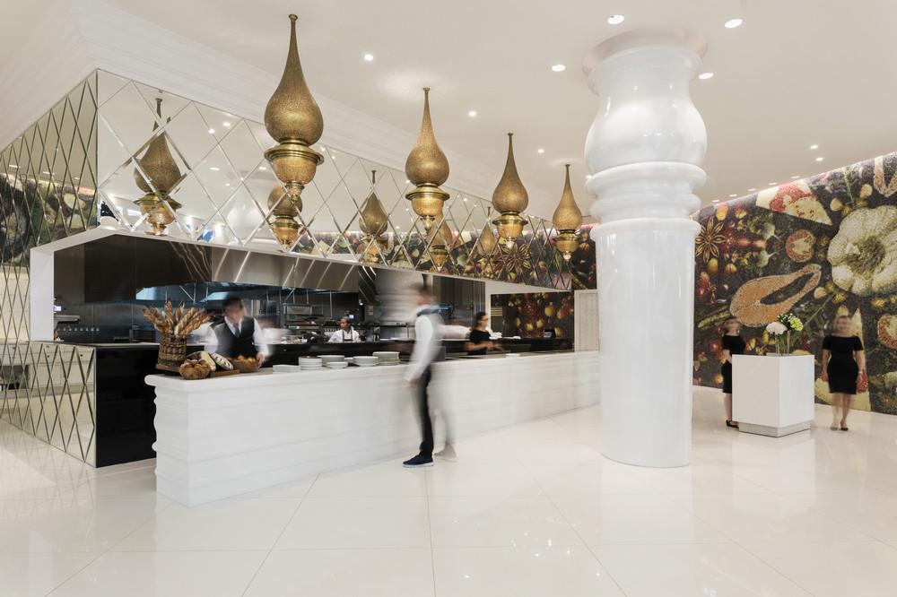 中東奢旅/Mondrian Doha/杜哈/Marcel Wanders/CUT/米其林/牛排