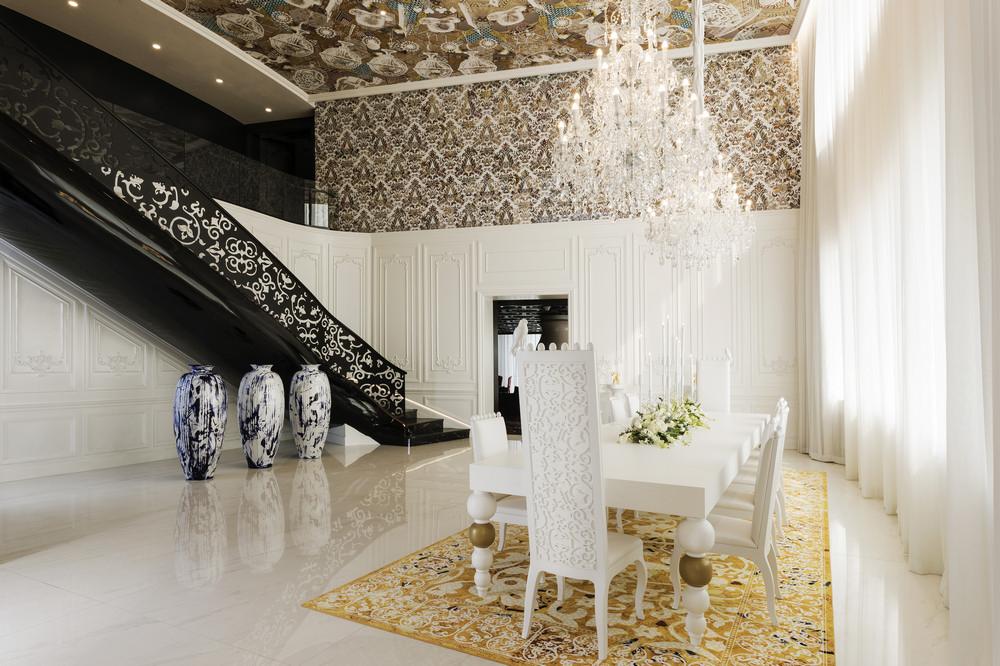 中東奢旅/Mondrian Doha/杜哈/Marcel Wanders/卡達