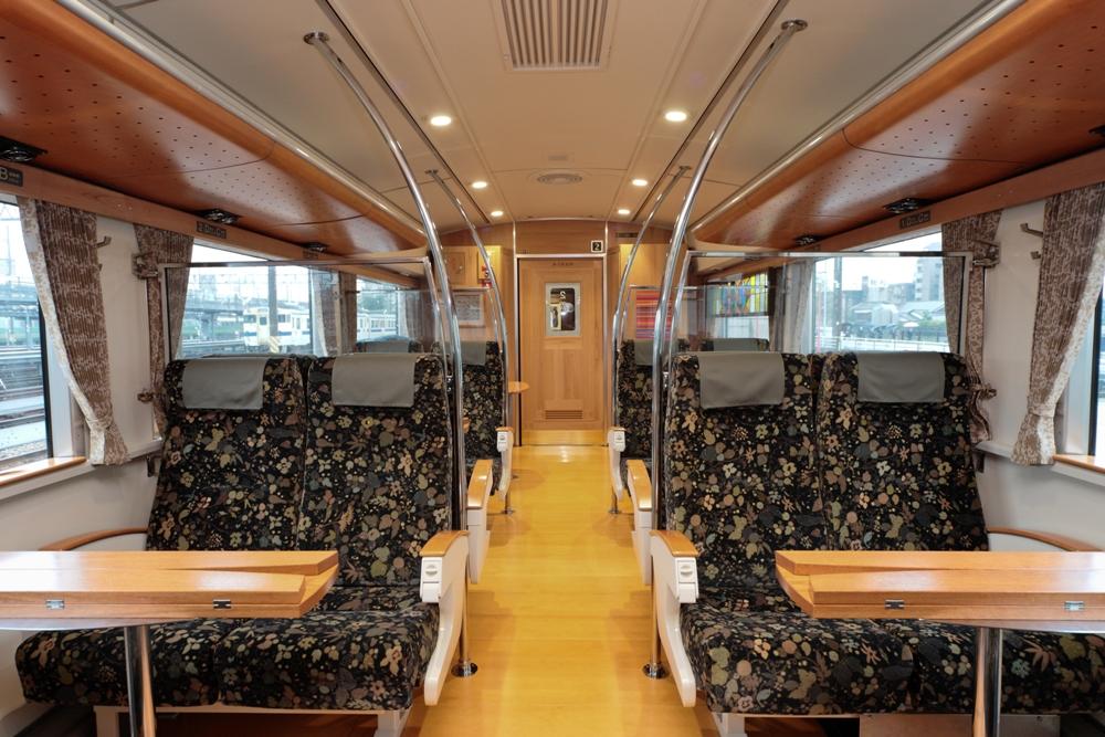 車廂內/A列車/鹿兒島/日本