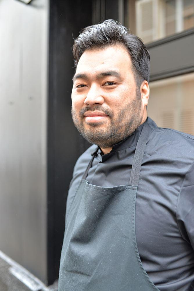 L'Inconnu/Koji HIGAKI/法國/巴黎/法國美食/日本主廚