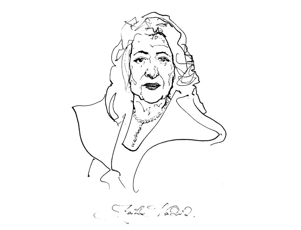 Zaha Hadid/普利茲克獎/Morpheus/曲線女王/澳門旅宿