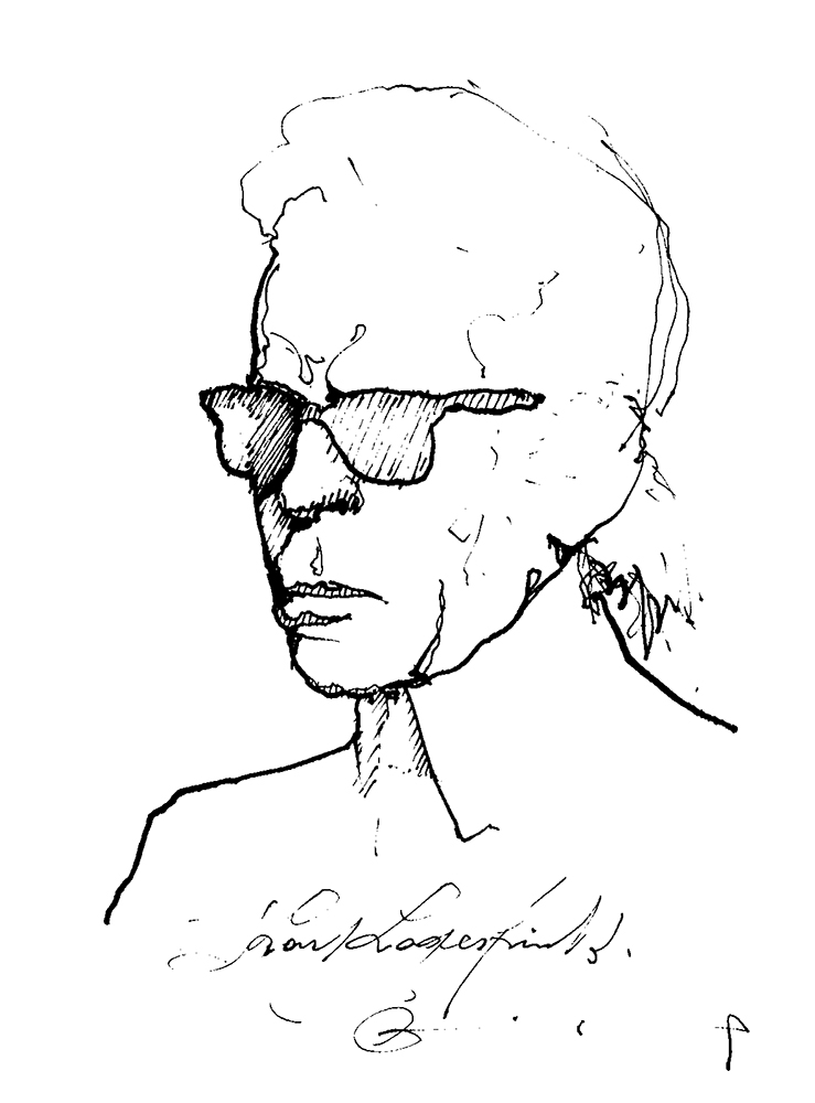 Karl Lagerfeld/時尚界凱薩大帝/Hôtel de Crillon/拉格斐/巴黎旅宿
