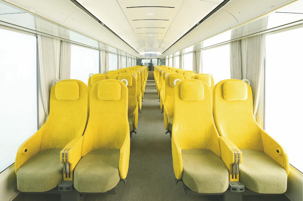 妹島和世/Laview/西武鐵道/日本特急列車/西武池袋線/日本鐵道