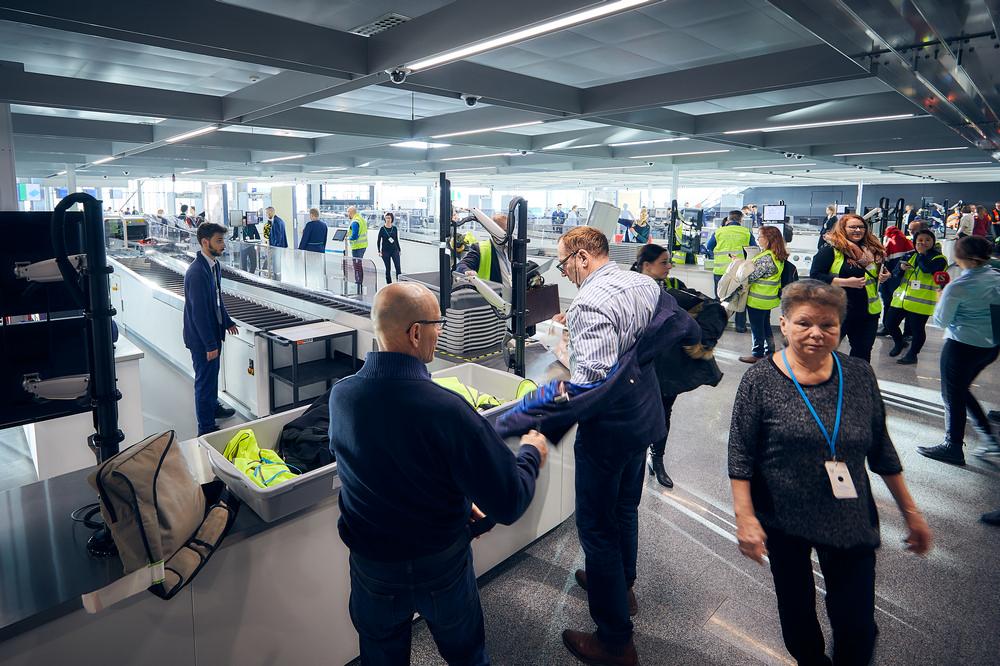 赫爾辛基機場/Aukio/芬蘭/Helsinki Airport
