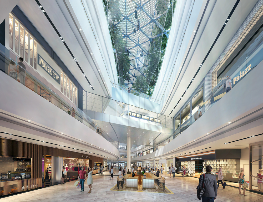 樟宜機場/星耀樟宜/Jewel Changi Airport/新加坡/室內瀑布