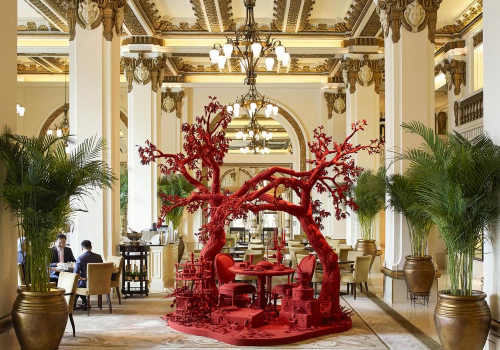 半島酒店/藝術迴響/半島當代藝術/Art in Resonance/香港巴塞爾