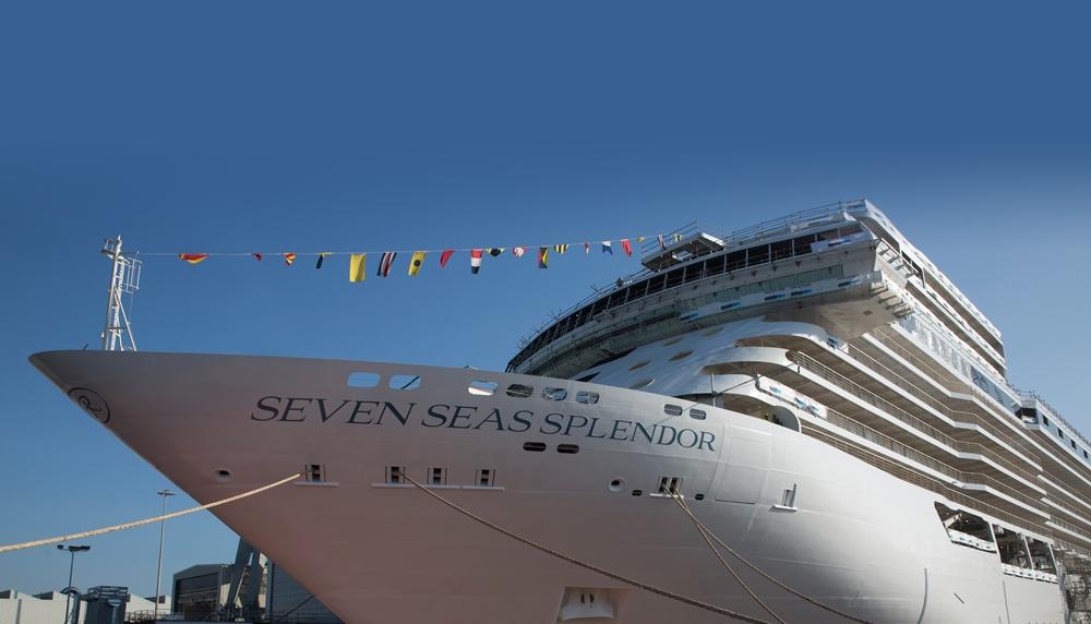 Seven Seas Splendor/七海輝煌號/Regent Seven Seas Cruise