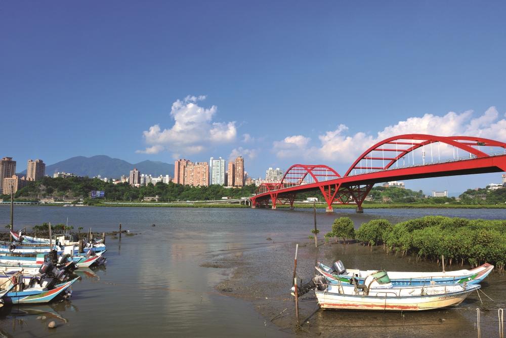 福容大飯店/漁人碼頭/碳酸氫鈉泉/淡水/北台灣