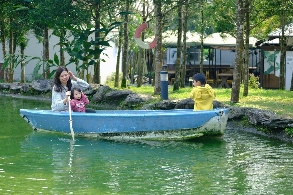 孩子划船/那一村/礁溪/宜蘭/台灣