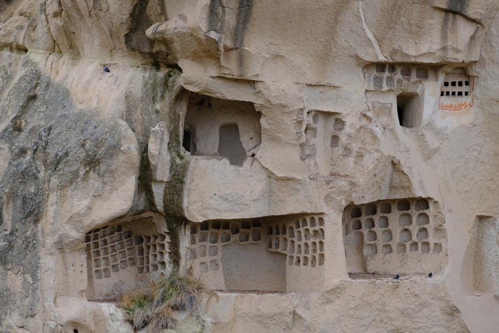 洞穴/洞窟/卡帕多奇亞/土耳其
