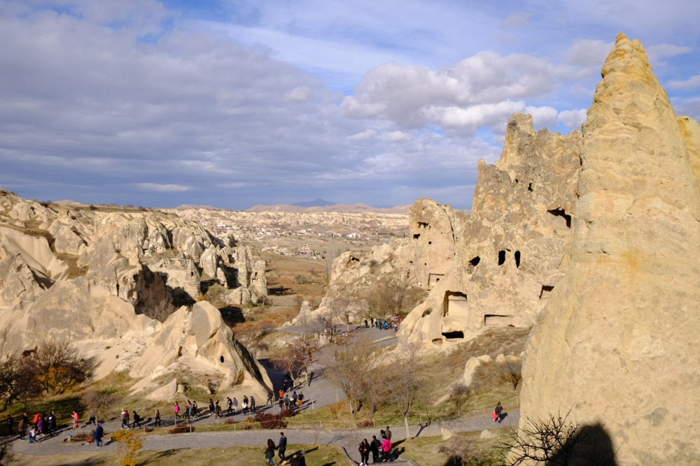 錐狀石筍/卡帕多奇亞/土耳其