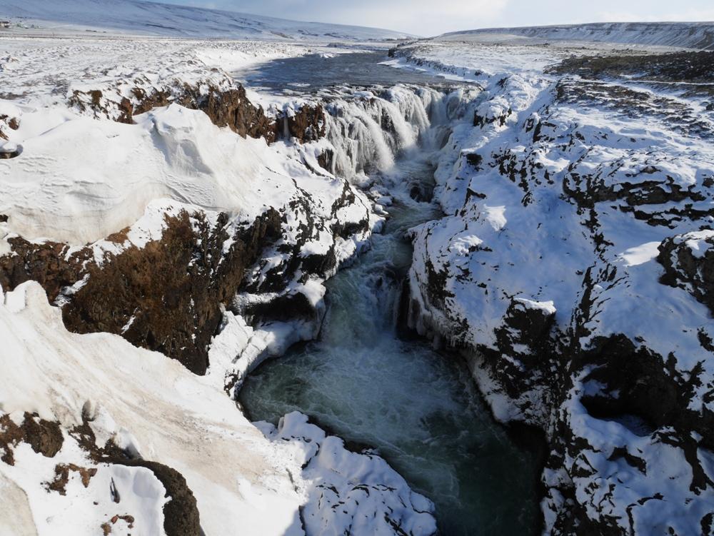 巨人峽谷/冰島