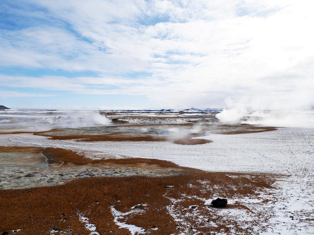 瓦特納冰原/冰島