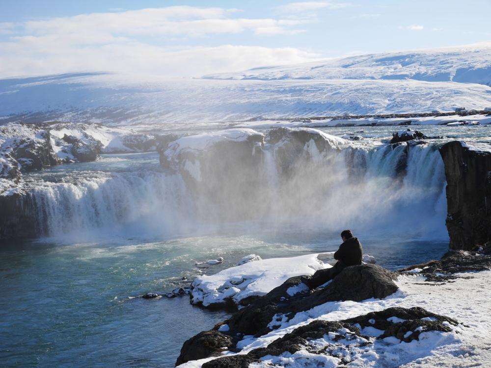 眾神瀑布/冰島