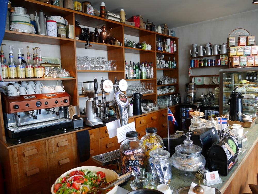 小鎮咖啡館/Gísli, Eiríkur, Helgi–kaffihús/冰島
