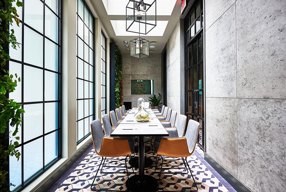 Sixty SOHO餐廳/蘇活區/紐約/美國