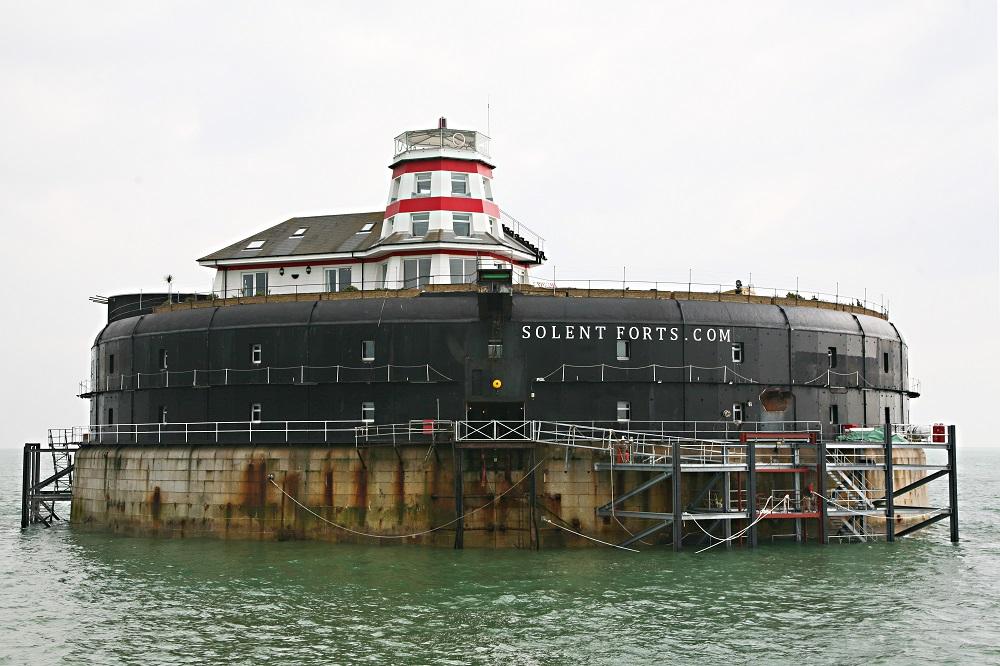 No Man's Fort/Portsmouth/碉堡旅宿/英國