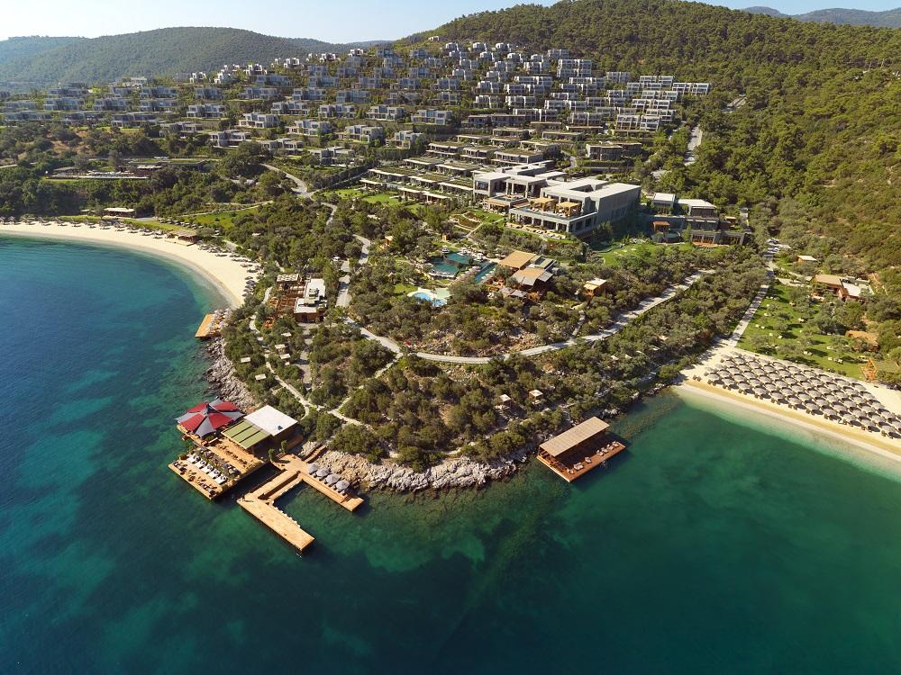 Mandarin Oriental Bodrum/Paradise Bay/土耳其