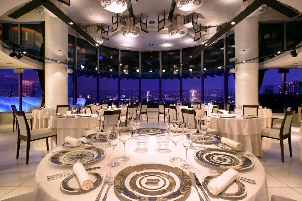 餐廳/InterContinental Tokyo Bay/Tokyo/Japan