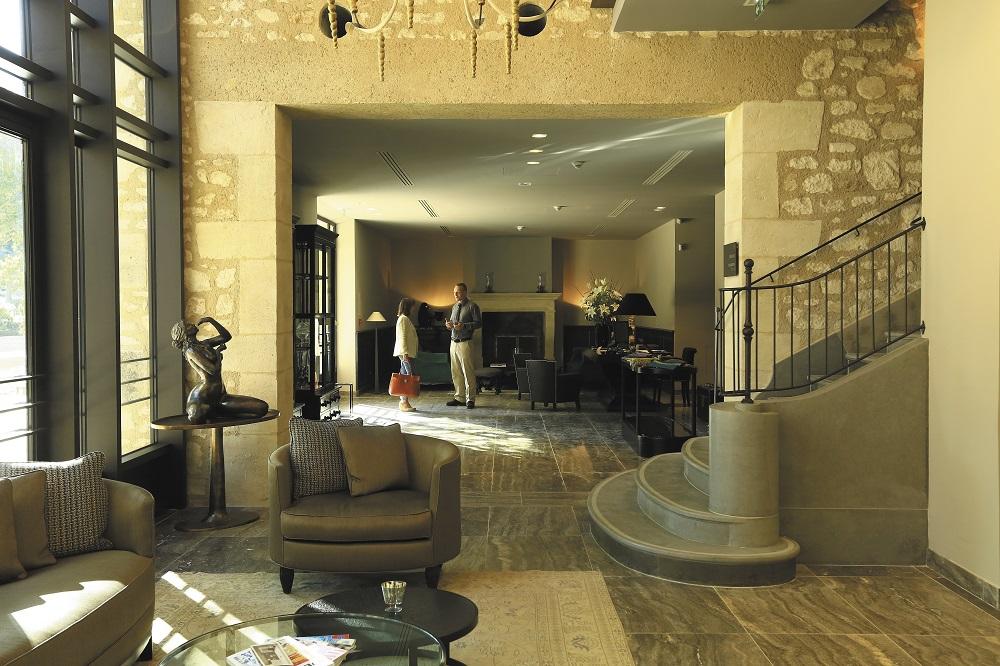 大廳/Domaine de Manville/Les Baux de Provence/France
