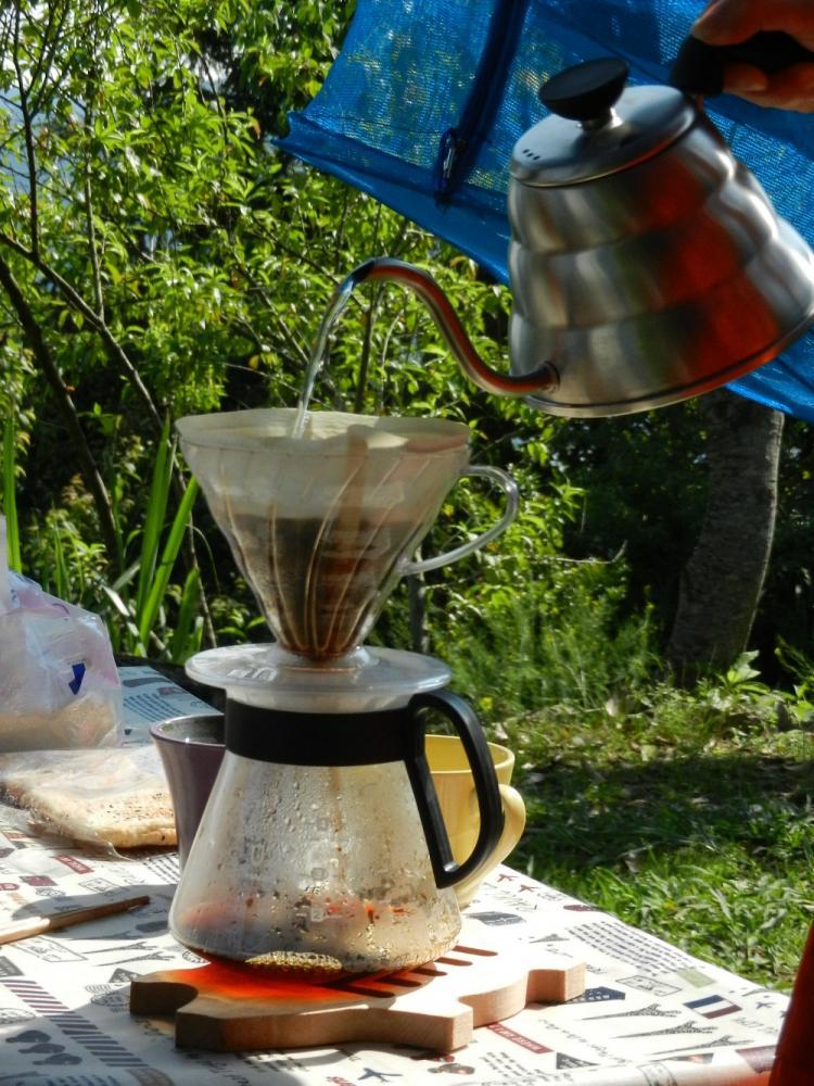 泡咖啡/放鬆/露營/貓毛