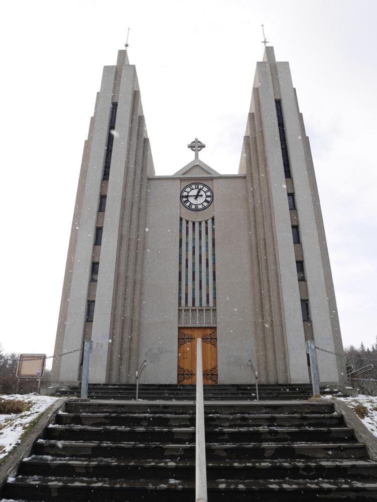 阿庫瑞里大教堂/阿庫瑞里/冰島