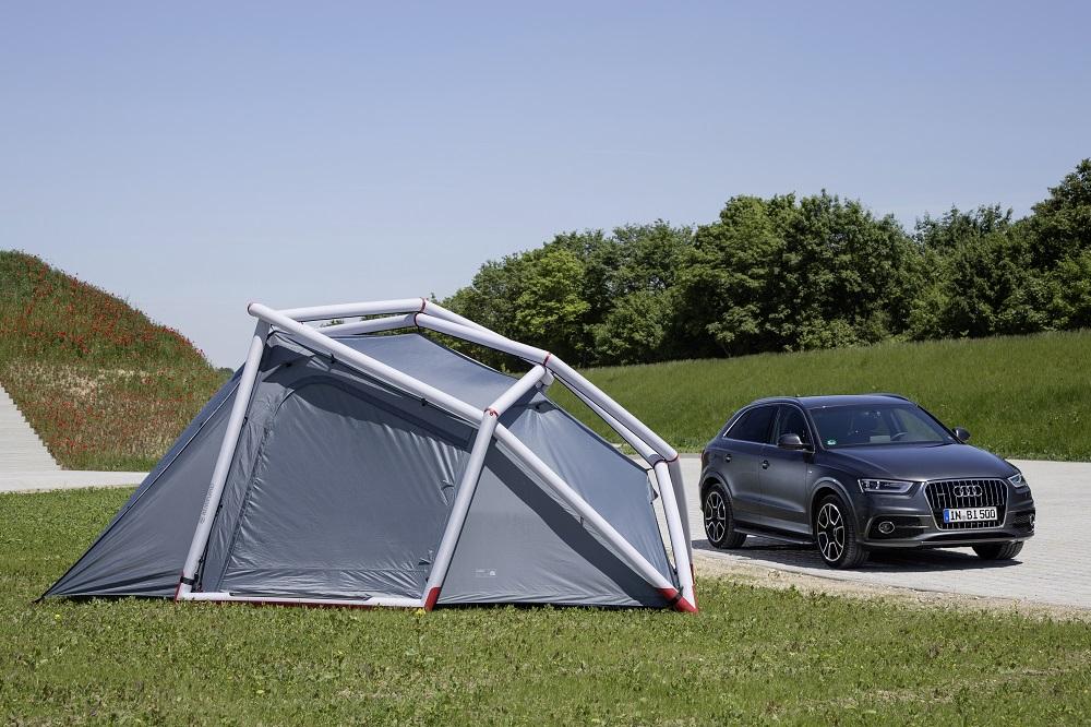 AUDI露營車
