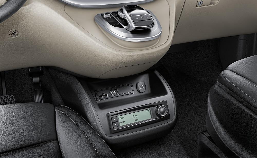 Mercedes-Benz Marco Polo露營車/露營車款