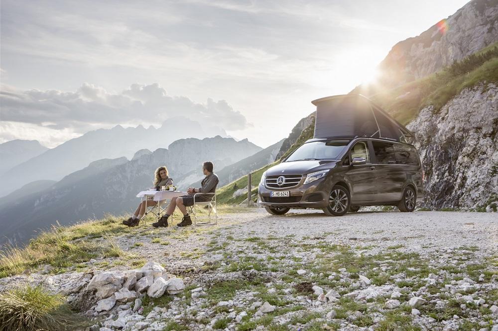 外觀/Mercedes-Benz Marco Polo露營車/露營車款