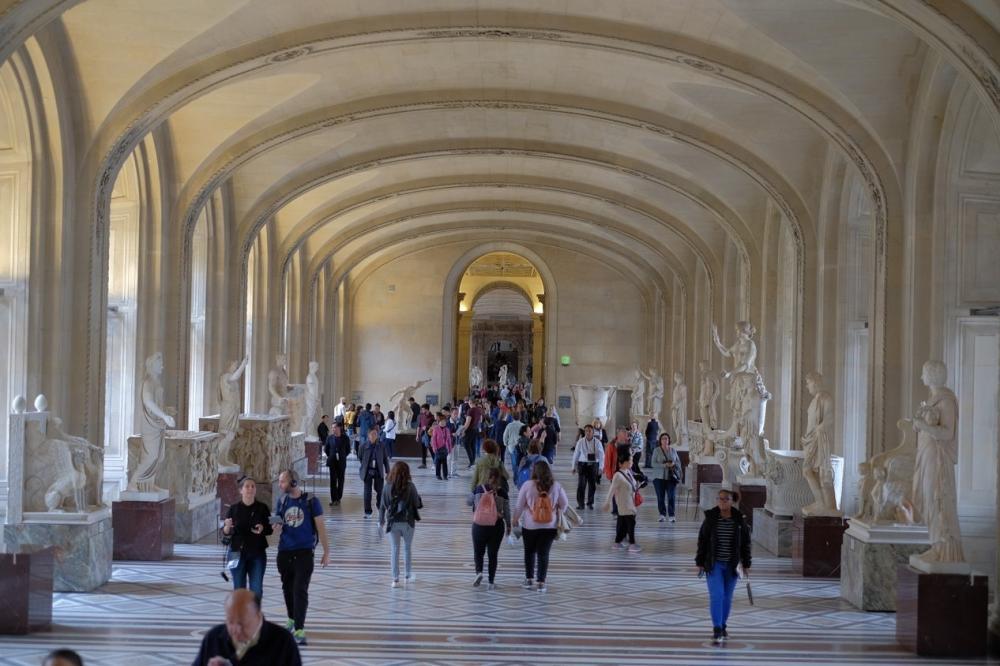 羅浮宮/博物館/法國