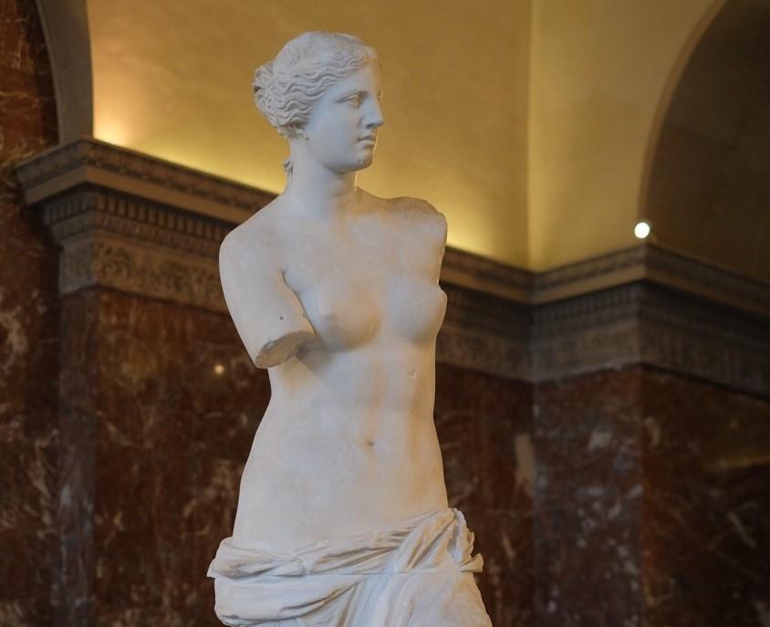 米羅的維納斯/Vénus de Milo/羅浮宮/博物館/法國