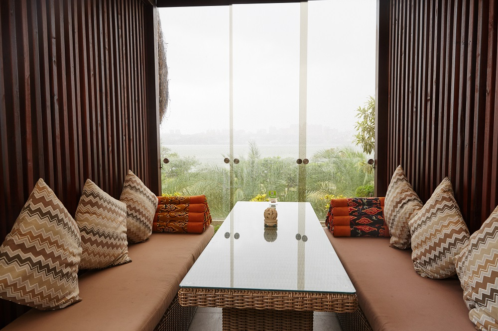 室內用餐區/水灣BALI景觀餐廳/新北八里/臺灣