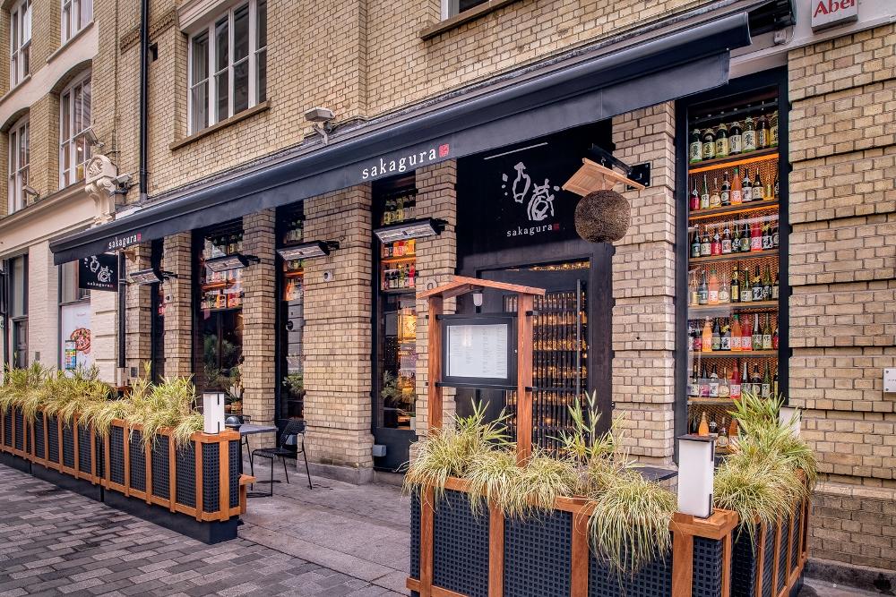 Sakagura/居酒屋/英國/倫敦/倫敦居酒屋/英國美食/倫敦美食