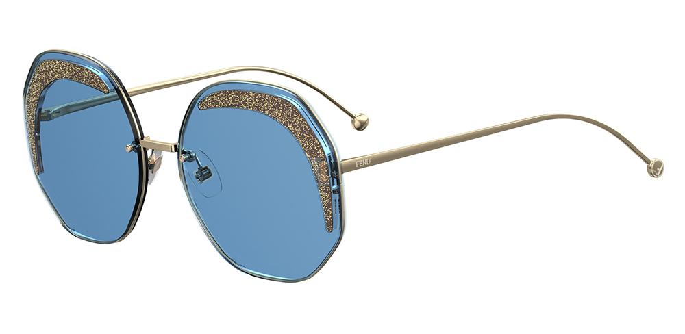 FENDI GLASS-FF 0358/S 太陽眼鏡/旅人誌/TRAVELER luxe