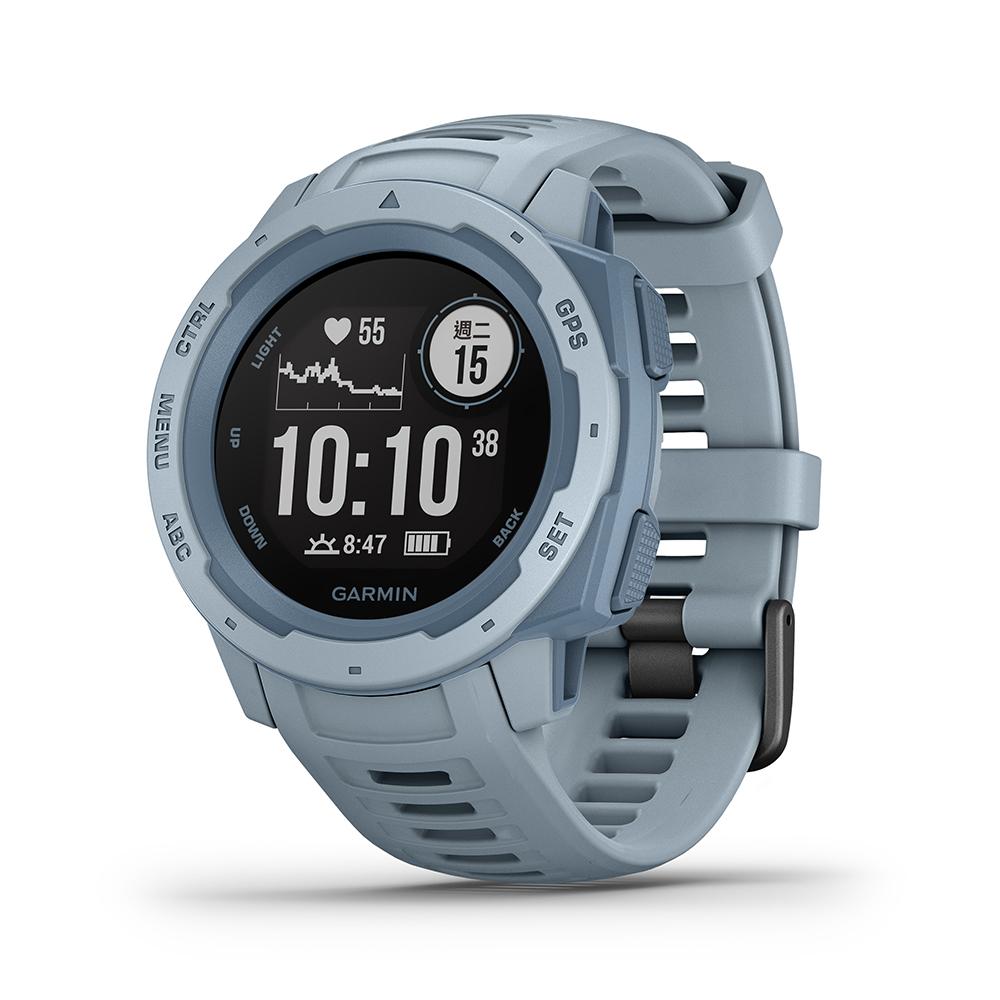 Garmin Instinct 本我系列 GPS 腕錶/旅人誌/TRAVELER luxe