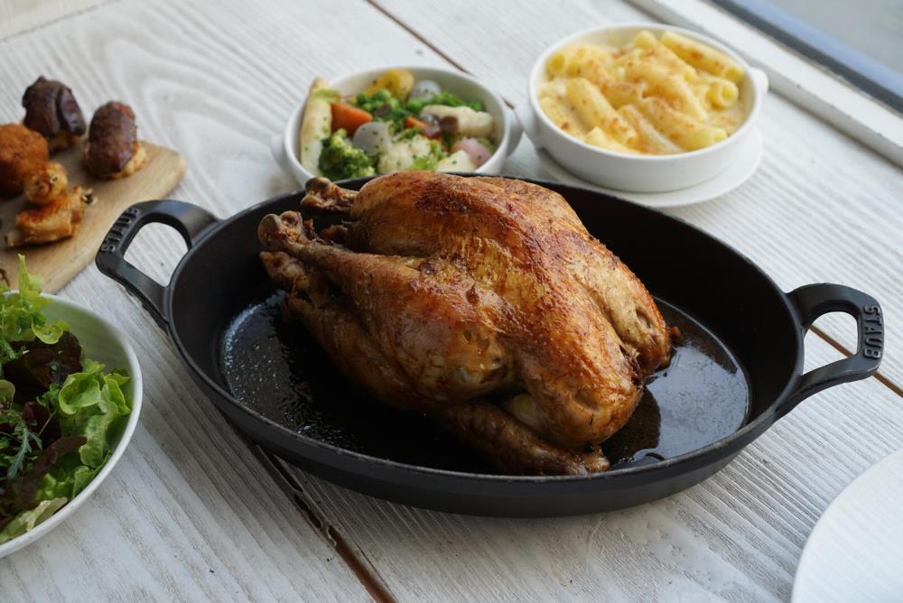 Le Coq Rico/法國/巴黎/巴黎美食/烤雞