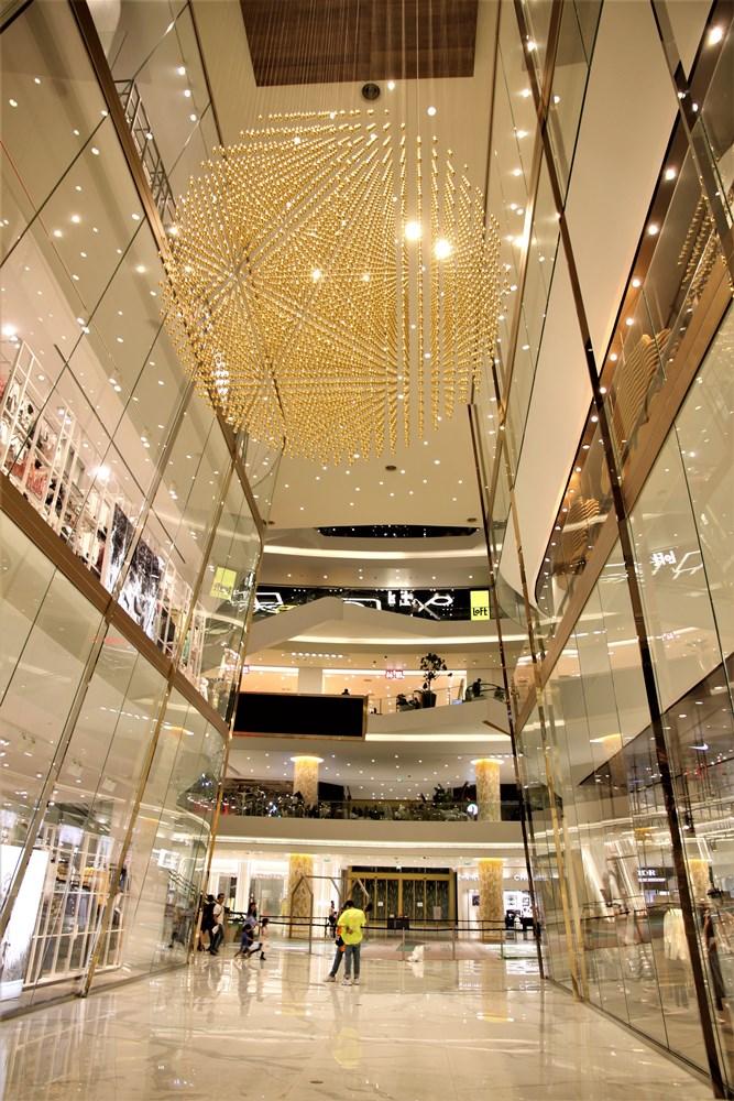 ICONSIAM/室內水上市場/新購物天地/暹羅/曼谷/泰國